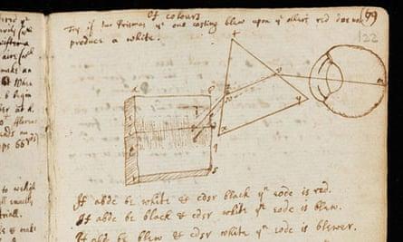 Newton manuscript published online