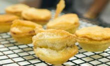 Ashley Palmer-Watts' deep fried mince pies