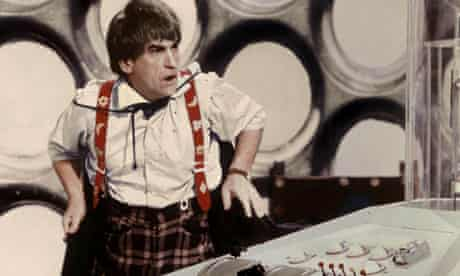 Doctor Who: Patrick Troughton as the doctor