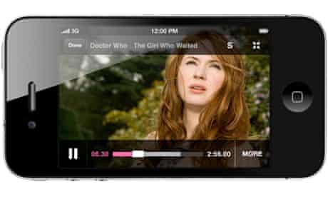BBC iPlayer for iPhone