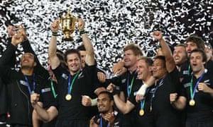 NZ world cup sport review