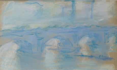 Waterloo Bridge, Monet