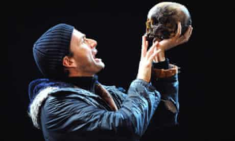David Tennant Hamlet Royal Shakespeare