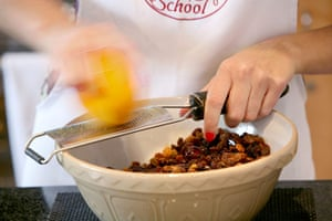 virtual Christmas gift: cookery course