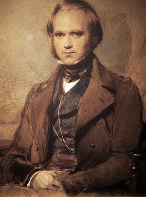 virtual Christmas gift: Charles Darwin