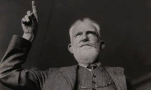 George Bernard Shaw in 1923