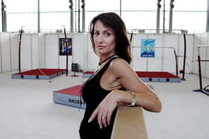 Gymnastics: sport