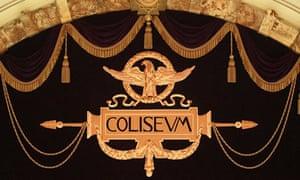 The London Coliseum logo