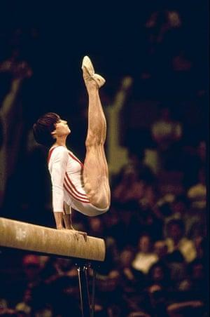 Gymnastics2: Nadia Comaneci
