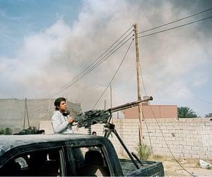 Tim Hetherington: Libya01