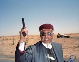 Tim Hetherington: Libya02