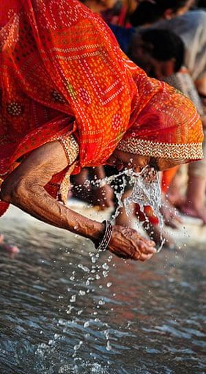 Been there gallery Dec 11: Ganga Aarti ceremony, Rishikesh