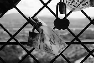 Been there gallery Dec 11:  N Seoul Tower, lovers' locks
