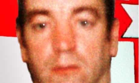 UVF member Robin Jackson
