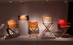 Elizabeth Taylor auction: Director's Chairs, Elizabeth Taylor auction