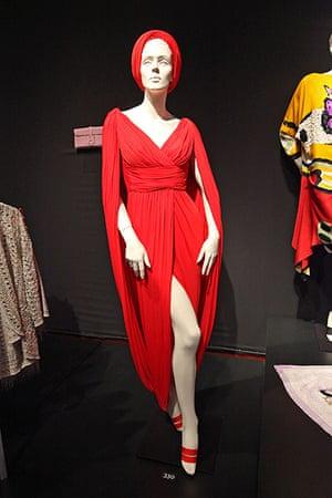 Elizabeth Taylor auction: Dresses at Elizabeth Taylor auction
