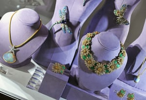 Elizabeth Taylor auction: Jewellery at the Elizabeth Taylor auction