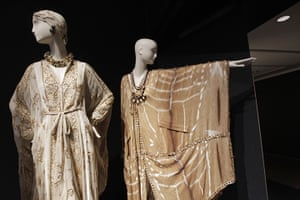 Elizabeth Taylor auction: Silk Kaftans at the Elizabeth Taylor auction