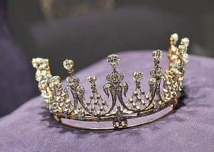 Elizabeth Taylor auction: Tiara owned by Elizabeth Taylor