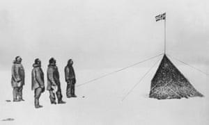 South Pole 1911