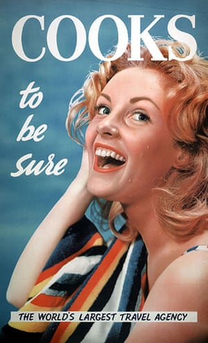 Thomas Cook: Cooks to be Sure poster from 1962