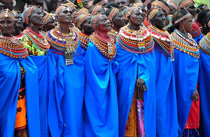 Kenya's Samburu tribe evicted from their land - in pictures | World news |  The Guardian