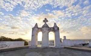 Mozambique dhow trip: Fort of São João Baptista