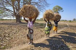 Mozambique dhow trip: Arimba villagers