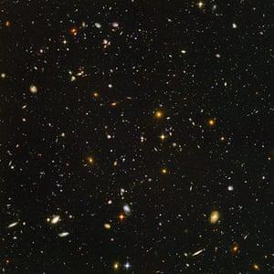 Year in Science: Hubble Ultra Deep Field,