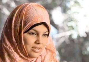 Women of the year 2011: Samira Ibrahim, Egyptian human rights activist