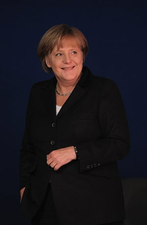 Women of the year 2011: German chancellor, Angela Merkel
