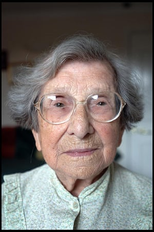 Women of the year 2011: Peace campaigner Hetty Bower