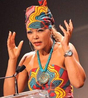 Women of the year 2011: City of Joy founder, Christine Schuler-Deschryver