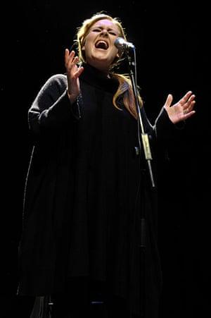 Women of the year 2011: Singer Adele