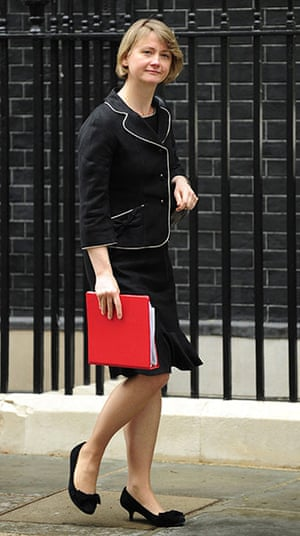 Women of the year 2011: Work and pensions secretary, Yvette Cooper