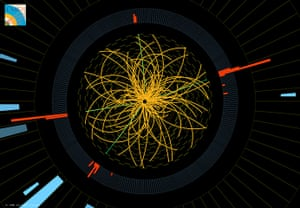 Year in Science: CERN : Candidate events in the CMS Standard Model Higgs Search