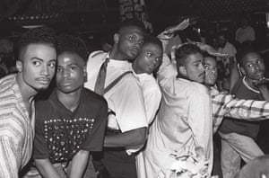 Voguing gallery: Voguing boys strike a pose in New Jersey 1989