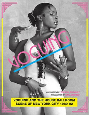 PR: Voguing book front cover