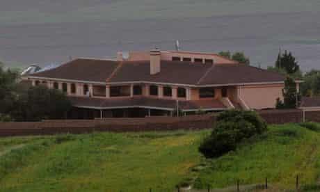Mandela's house in Qunu