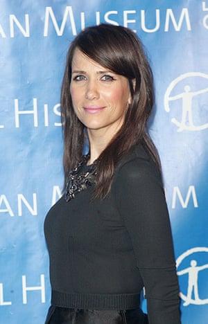 Women of the year 2011: Actor Kristen Wiig