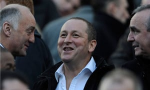 Mike Ashley, founder of Sports Direct