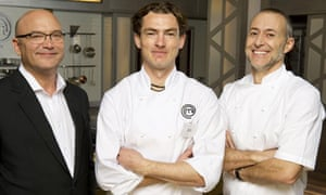 Ash Mair, 34, winner of MasterChef: The Professionals