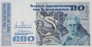 Banknote Designs: Banknote Design by Anne Enright
