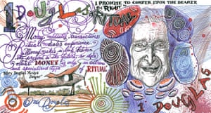Banknote Designs: Banknote Design by Will Self and Martin Rowson