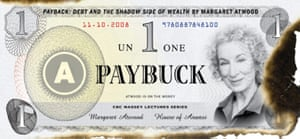 Banknote Designs: Banknote Design by Margaret Atwood