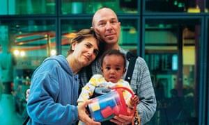 Christmas reunion: Gary, Tammy & Emmet