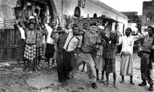 Aden soldier 1953