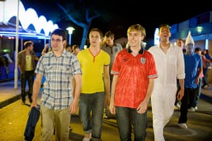 Faces of the year: The Inbetweeners Movie