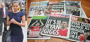 Faces of the year: Ryan Giggs in the British newspapers - 22th May 2011