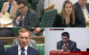 Faces of the year: The phone-hacking inquisitors